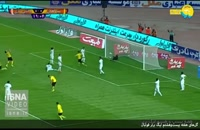 گلهای هفته بیست و هشتم لیگ برتر فوتبال