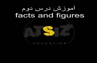 درس دوم facts and figures