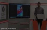 آموزش استفاده از تلفن همراه ویژه سالمندان قسمت سوم