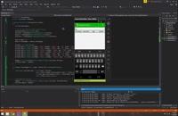 بسته آموزشی برنامه نویسی Android با بسته زامارین پارت پانزدهم