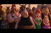 تریلر انیمیشن آستریکس و راز معجون جادویی Asterix The Secret of the Magic Potion 2018