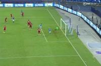 خلاصه بازی ناپولی - لیورپول (کامل)؛ لیگ قهرمانان اروپا