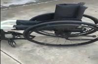 جدیدترین ویلچر تاشو و قابل حمل