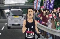 انیمه ورزشی Kaze ga Tsuyoku Fuiteiru دویدن با باد قسمت 22 زیرنویس فارسی