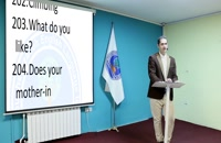 آموزش زبان انگلیسی (جلسه دهم Essential 1  در یک دقیقه )