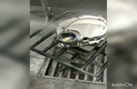 ساخت استیل پاش فانتاکروم 02156573155