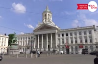 میدان سلطنتی بروکسل - PlaceRoyal -  تعیین وقت سفارت ویزاسیر