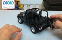 ماکت فلزی ماشین مدل Jeep Wrangler Rubicon | فروشگاه اینترنتی پیویو