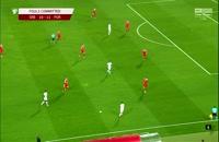 فول مچ بازی صربستان - پرتغال؛ (نیمه دوم) پلی آف یورو 2020