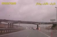 بزرگ ترین سوانح و حوادث جاده ای اتومبیل
