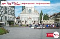 فلورانس ایتالیا - Florence Italy - تعیین وقت سفارت ایتالیا با ویزاسیر