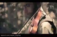 موزیک ویدیو ی جعفر مسخر ه کردن اهنگ ج از حمید صفت  | فان