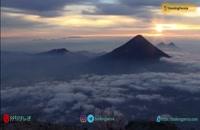 گواتمالا سرزمین زیبای موز و شکر وقهوه و قبیله مایا و جنگل های انبوه و آتش فشان ها- بوکینگ پرشیا bookingpersia