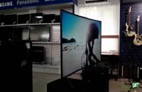 تلویزیون  منحنی سامسونگ سری NU7300