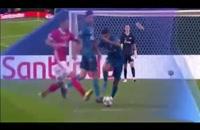 گل آزمون به بنفیکا در لیگ قهرمانان اروپا