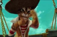 تریلر انیمیشن داستان واقعی گربه چکمه پوش The True Story of Puss'N Boots 2009