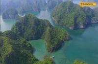 خلیج هالونگ، یکی از عجایب هفت گانه و محل فرود اژدها در ویتنام - بوکینگ پرشیا
