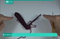 آموزش بافت شنل با قلاب