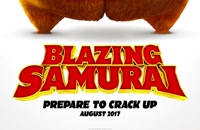 کارتون blazing samurai | انیمیشن
