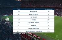 فول مچ بازی آژاکس - هیرنفین (نیمه دوم)؛ اردیویسه هلند
