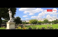 پاریس فرانسه - Paris France - تعیین وقت سفارت فرانسه