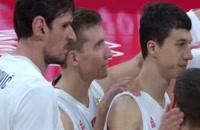 فول گیم بازی صربستان - جمهوری چک؛ جام جهانی بسکتبال چین 2019