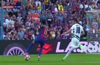 بهترین عملکرد های نیمار برای بارسلونا در لالیگا