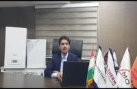 ارور کد خطا E31 در پکیج های دیواری دیجیتال ایران رادیاتور در شیراز
