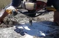 فروش دستگاه حفاری دستی در خاک و سنگ
