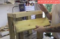 ساخته پایه برای کندو های زنبور عسل