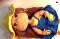 بافت کلاه برای عروسک