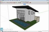 دانلود آموزش تکسچر اسکچاپ SketchUp Import custom texture