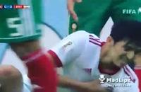 کلیپ دوبله طنز گزارش فوتبال علی تلمبه