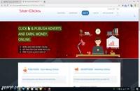 بهترین  و سایت کلیکی ۲۰۱۹ با درآمد روزانه ۴۰۰دلار
