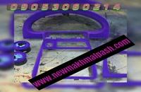 دستگاه مخمل پاش برای کارهای تزئینات 02156573155