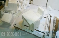 ساخت ماکت میز و صندلی با یونولیت مدل m250