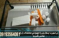 دستگاه برش حرارتی فوم و یونولیت مدل m360
