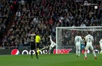 خلاصه بازی  رئال مادرید - آژاکس (دور برگشت)
