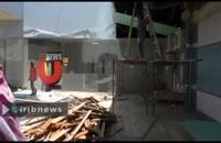 فرودگاه سعودی پس از حمله پهپادی یمن