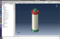 section force in abaqus