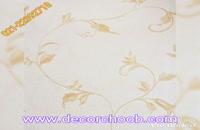 کاغذ دیواری طرح گل مخصوص سالن پذیرایی