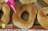 نان شیرین دارچینی | فیلم آشپزی