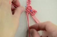 بافت 16 مدل دستبند زیبا-گره مکرومه بافی