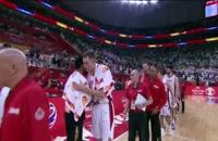 فول گیم بازی کانادا - اردن؛ جام جهانی بسکتبال چین 2019