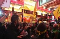 فیلم های خام حرم امام حسین علیه السلام 8