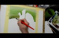 آموزش نقاشی ظفر | فیلم آموزشی