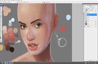 فیلم آموزش نقاشی حرفه ای در Photoshop