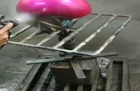پودر مخمل نسوز و مقاوم در برابر حرارت 02156571305