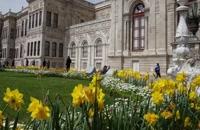 کاخ دلمه باغچه استانبول | Dolmabahçe Palace