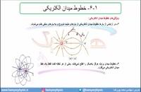 جلسه 39 فیزیک یازدهم-میدان الکتریکی 9 خطوط میدان الکتریکی-مدرس محمد پوررضا
